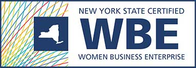 NY Certified Women Business Enterprise